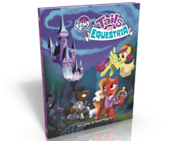 """JDR : Gamme """"Tales of Equestria"""""""