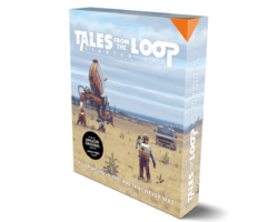 """JDR : Gamme """"Tales from the Loop"""""""