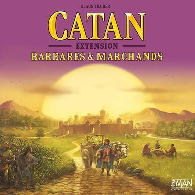 Catan: Barbares et Marchands