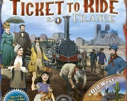 Les Aventuriers du Rail: France & Far West