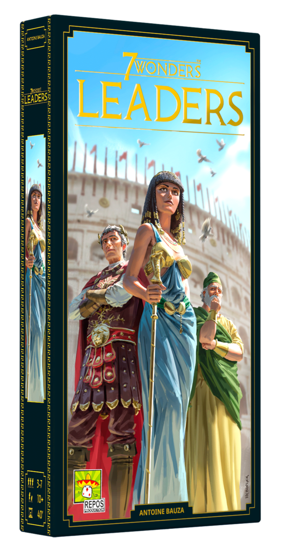 7 Wonders - Extension Leaders
